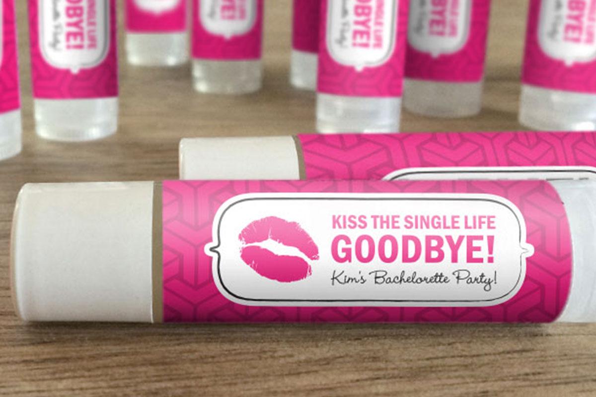 Lip Balm Labels