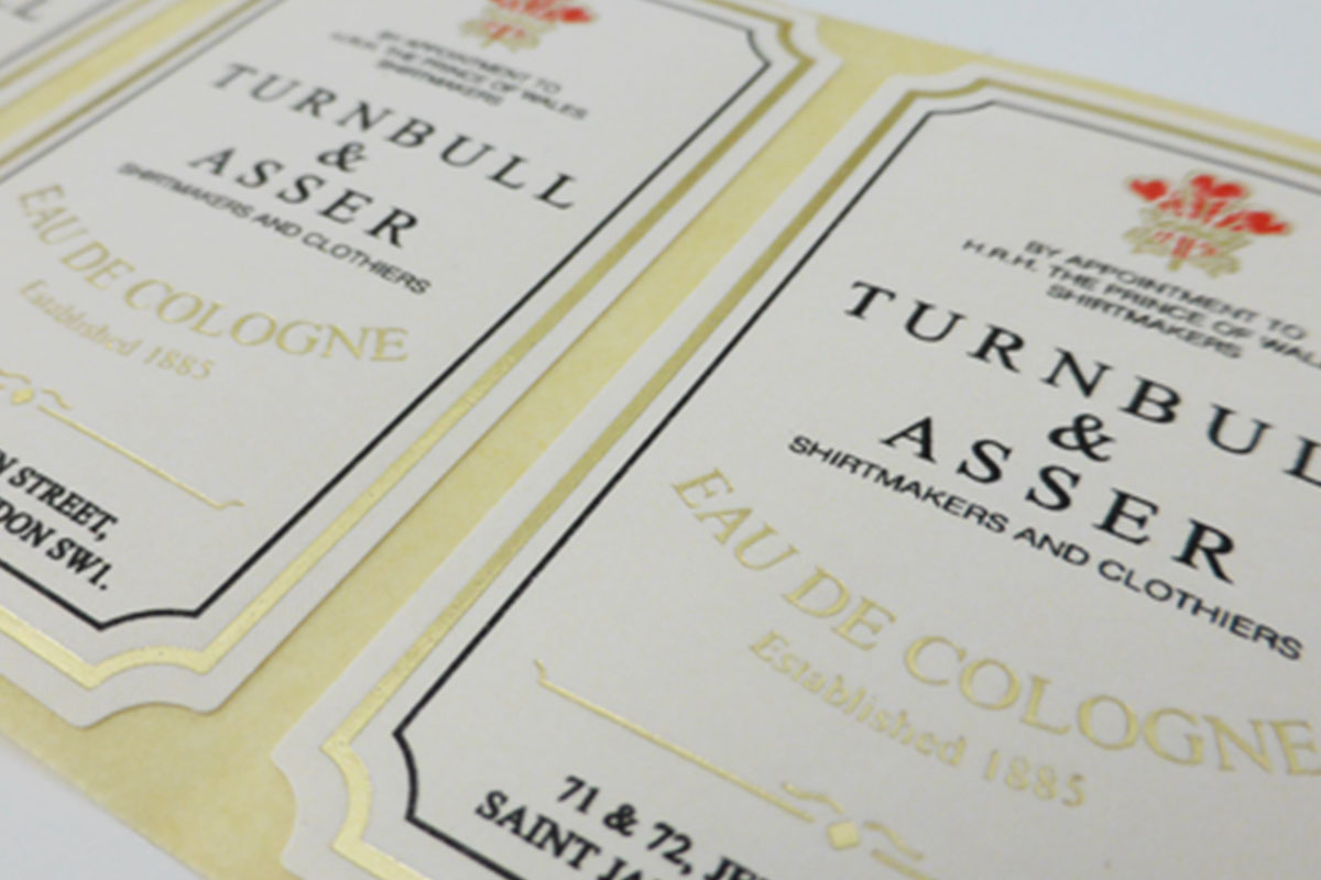 Letterpress Labels