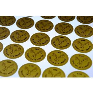 Metallic Gold Labels