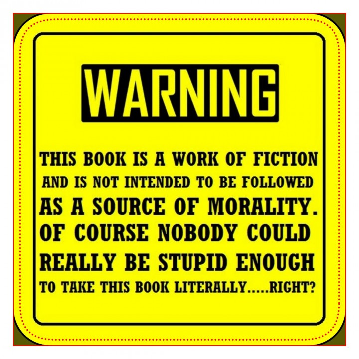 Square Warning Labels