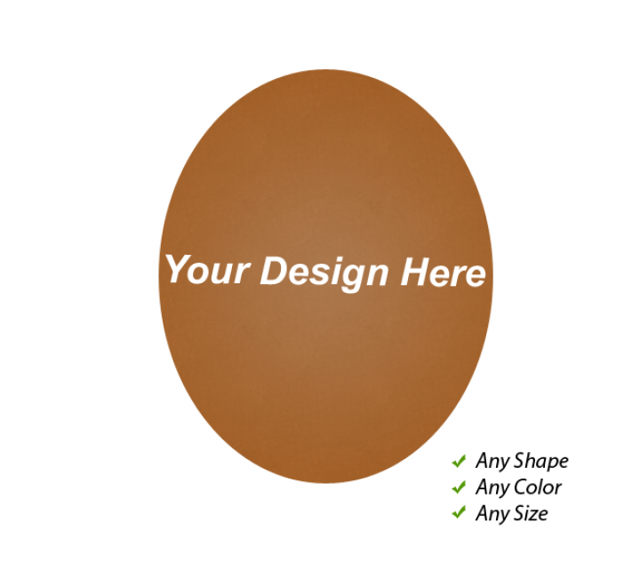 Home & Garden Oval Labels
