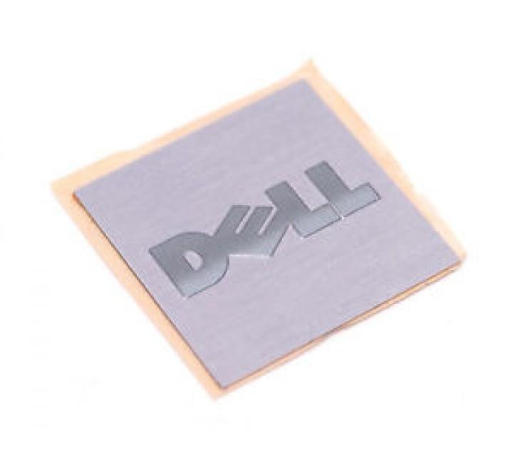 Brushed Aluminium Square Labels