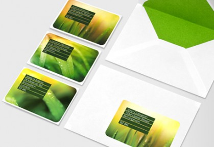 Rectangle Product Labels Printing