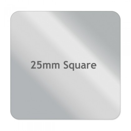 Durable Laminated Square Labels