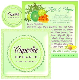Square Health & Beauty Labels