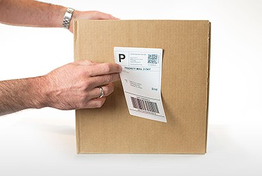 Square Shipping & Mailing Labels