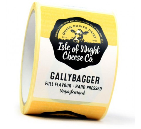 Custom Cheese Labels
