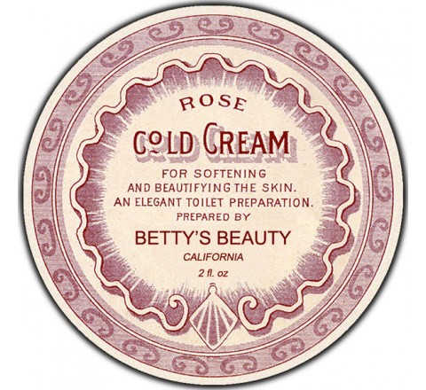 Bath & Beauty Round Labels